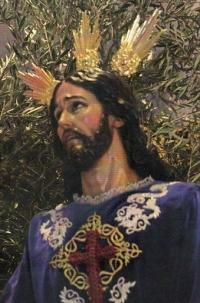 Estampa Cristo Oración 15x10cm